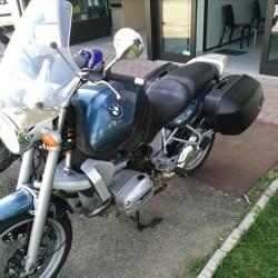 BMW r850r con fatto gomme 90% vendo o scambio con...