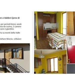 Affittasi casa vacanze strepitosa €50 - Valdieri