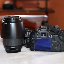 Macchina fotografica reflex digitale €250 - Gaiola Vendo macchina fotografica...