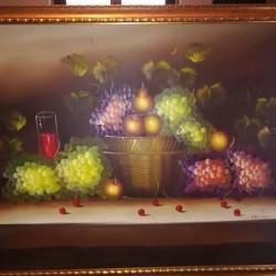 Quadro €150 - Savigliano Vendo quadro molto grande con cornice.dipinto.