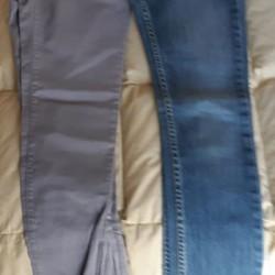 Jeans ragazza o.marins e okaidi €5 - Bernezzo 10 anni