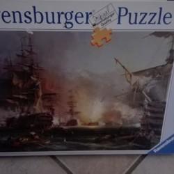 Quadro €350 - Marene Puzzle ravensburger 3000 incorniciato arte povera...