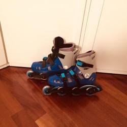 Vendo rollerblade numero 37 (usati una volta) €25 - 12100...