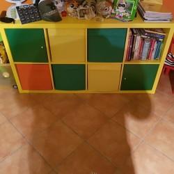 Mobile/libreria €70 - Milpa Alta, CDMX Vendo causa trasloco