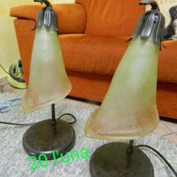 Lampade €20 - Borgo San Dalmazzo Lampade in vetro e...
