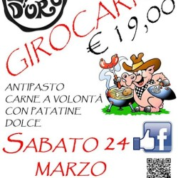 NEW EVENTS😎💪💪💪 >>>SABATO 24 MARZO `~>GIROCARNE >>>SABATO 31 MARZO `~>GRIGLIATA...