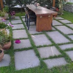 Pavimento - Quadrettoni in pietra di luserna €31 - Carlisle,...