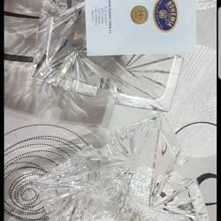 posaceneri di cristallo €20 - Cuneo vendo per inutilizzo