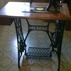 Macchina da cucire singer epoca €350 - Mondovì, Piemonte Oggetto...