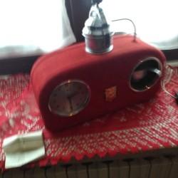 orologio con caffettiera anni 50 funzionante €80 - Madonna Pilone...