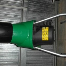 BIOTRITURATORE RAMI PARKSIDE €80 - Cuneo 2500watt montato su carrello...