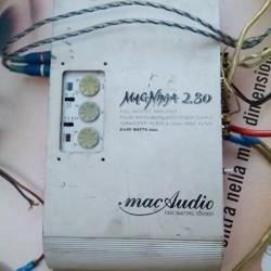 Amplificatore per auto €30 - Bra Usato ma funzionante, senza...