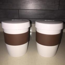 Barattoli spargi zucchero/cacao €10 - Fossano Vendo n. 2 barattoli...