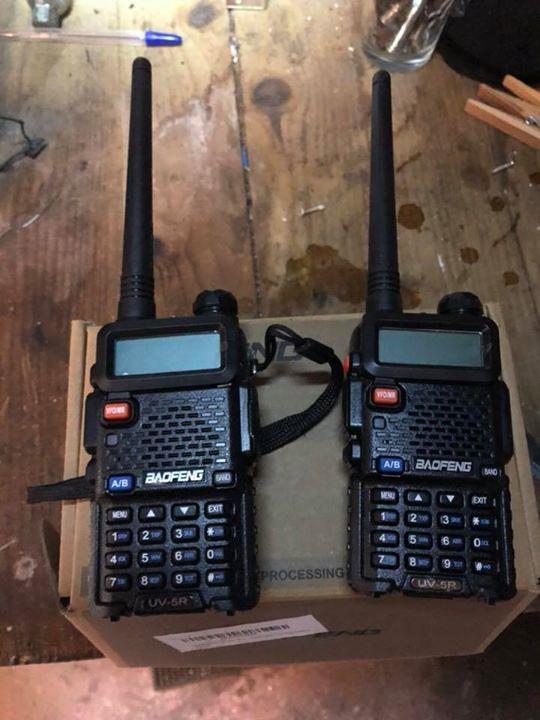 Coppia trasmittenti bibanda €120 - 12030 Vendo coppia di radio...