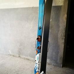 Sci BlacDiamond €350 - Demonte Sci Telemark Freeride 188. Usati...