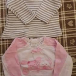 Abbigliamento neonata €3 - Fossano (CN) Maglie neonata manica lunga...