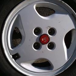 Cerchi uno turbo €240 - Bra 4 cerchi solo righe...
