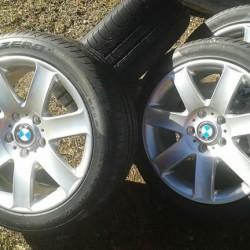 Cerchi con ruote BMW €430 - Dronero Vendo cerchi in...