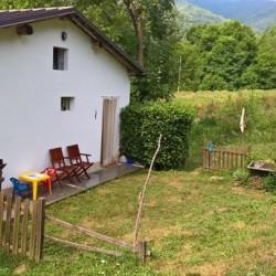 Casetta Vacanze con praticello - VALLE STURA €45,000 - Valloriate...