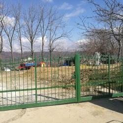 Cancello largo 5mt circa €250 - Wright, NY Prezzo trattabile...