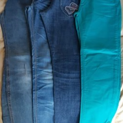 Jeans ragazza 12 anni €5 - Bernezzo