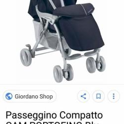 Passeggini €70 - Alba Vendo 2 passeggini per inutilizzo ritiro...