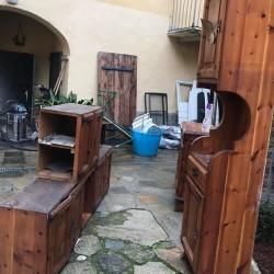 cucina legno massiccio €200 - Marene Ottime condizioni