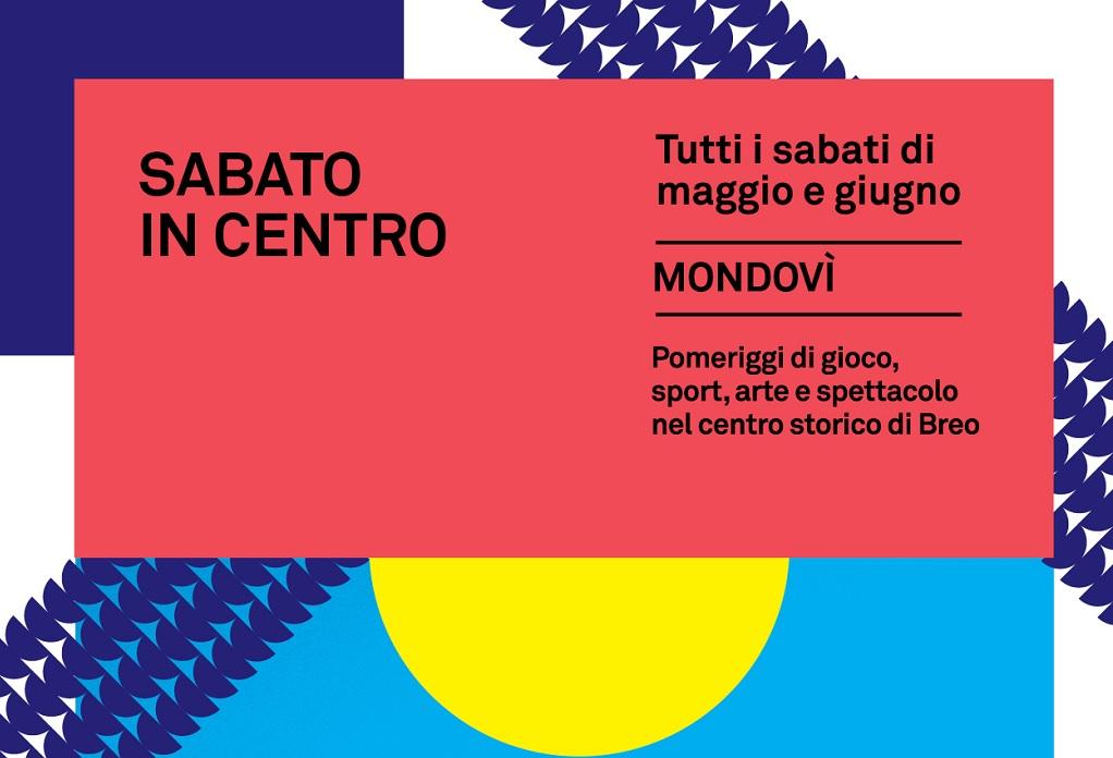 Sabato in centro a Mondovì Breo