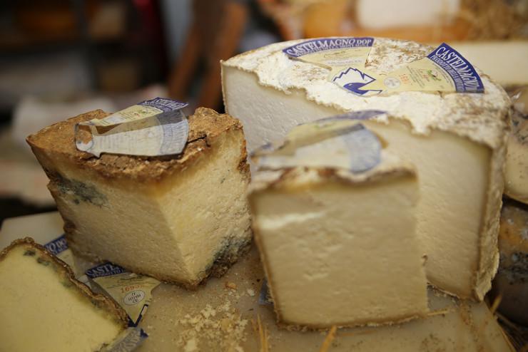 Archeologia industriale e formaggi a Pradleves