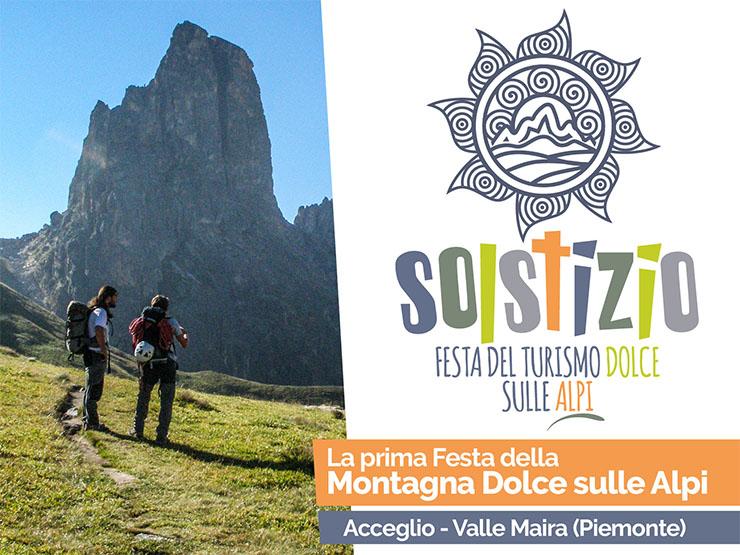 La Festa del Turismo dolce sulle Alpi 2018 ad Acceglio