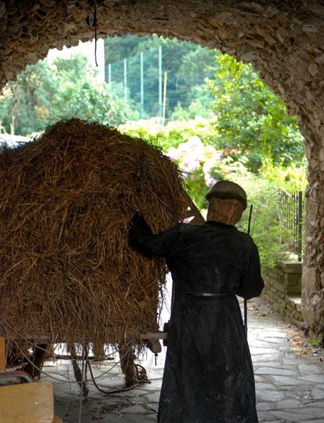 Un sarvanot racconta a Monterosso Grana