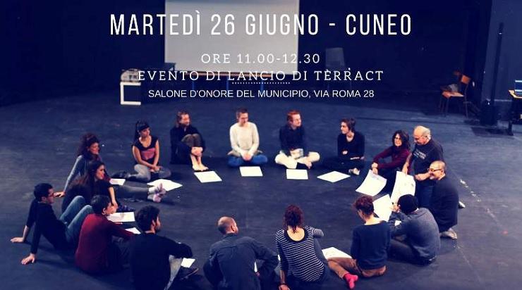 Terract - Gli attori della Terra a Cuneo