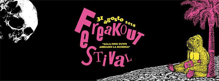 Freak Out! Fest - V Edition