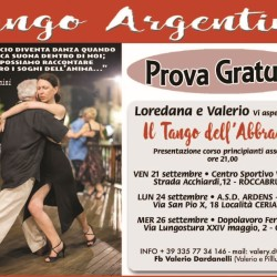 tango argentino promo 2018-2019