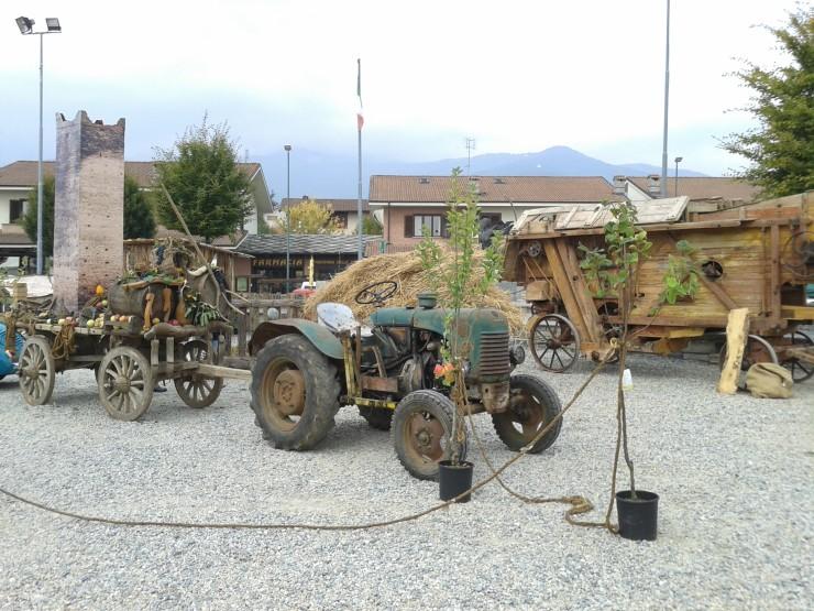 """Rassegna agricola """"Difendiamo le nostre radici"""" 2019 a Bagnolo Piemonte"""