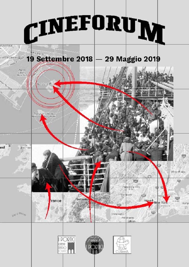 Fossano: Cineforum del mercoledì al Cinema Teatro i Portici