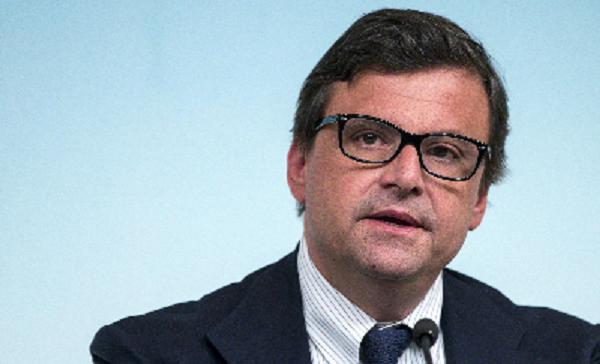 SERRALUNGA D'ALBA: Carlo Calenda alla Fondazione E. di Mirafiore