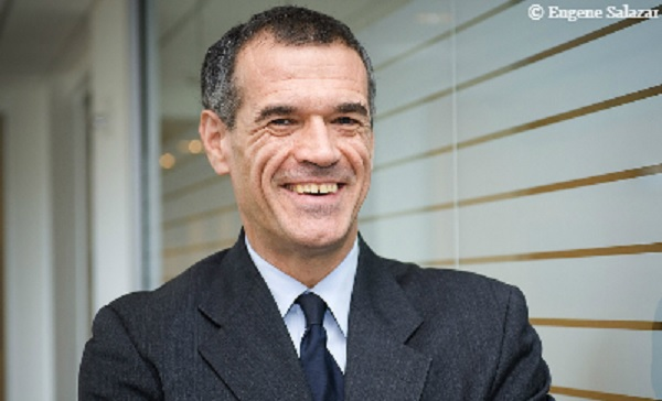SERRALUNGA D'ALBA: Carlo Cottarelli alla Fondazione E. di Mirafiore