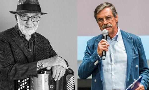 SERRALUNGA D'ALBA: Danco Singer e Gianni Coscia alla Fondazione E. di Mirafiore