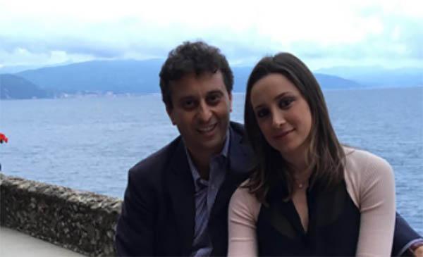 SERRALUNGA D'ALBA: David Parenzo e Nathania Zevi alla Fondazione E. di Mirafiore