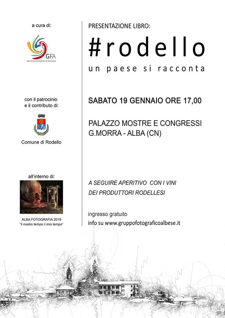 """ALBA: Presentazione libro """"#Rodello, un paese si racconta"""""""