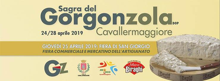 CAVALLERMAGGIORE: Sagra del Gorgonzola 2019
