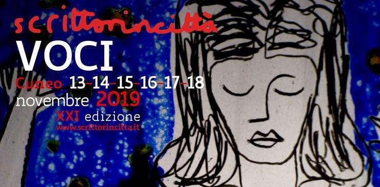 CUNEO: Scrittorincittà 2019 - Voci