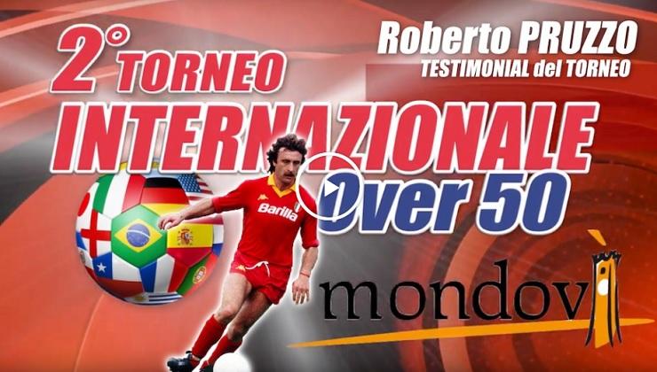 MONDOVI': Torneo internazionale di calcio over 50