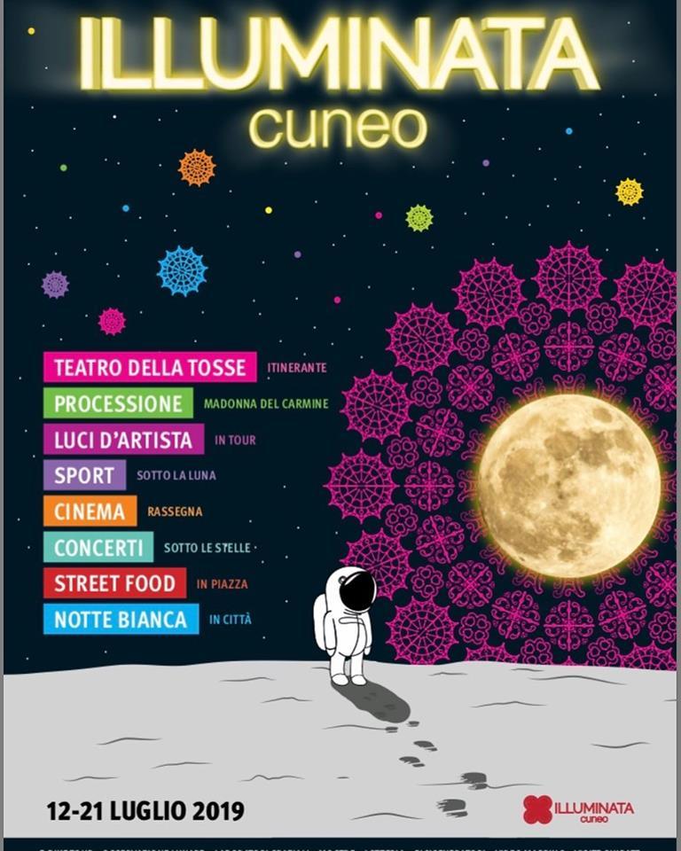 CUNEO: Cuneo Illuminata 2020