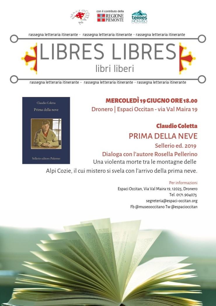 VALLE MAIRA: Libres Libres