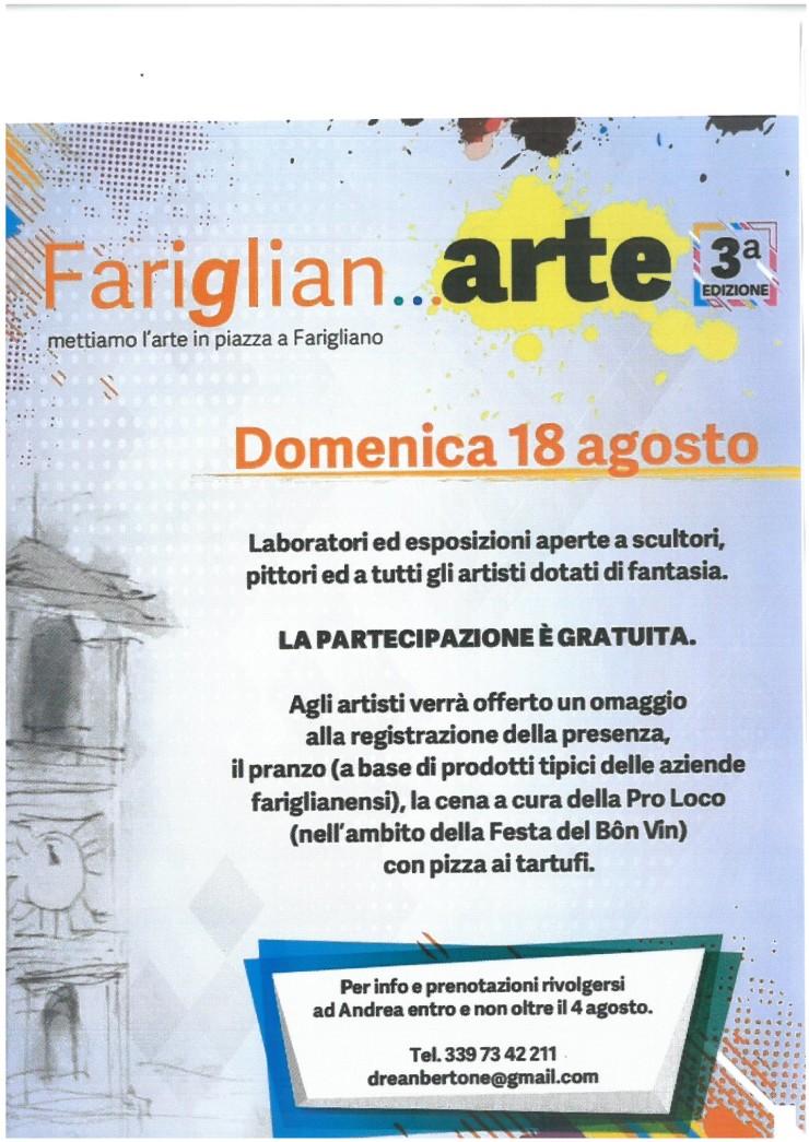 FARIGLIANO: Fariglian... Arte 2019