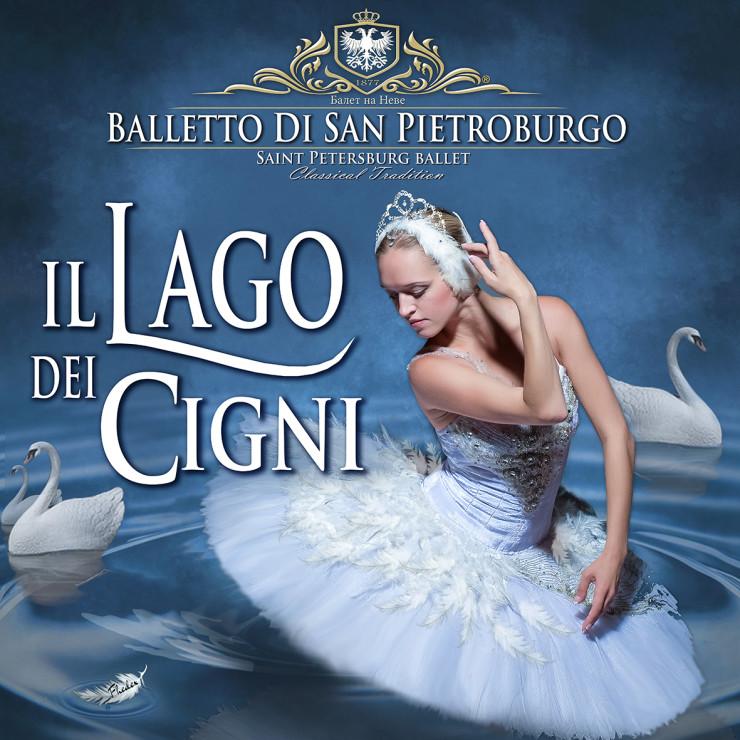 CUNEO: Il Lago dei Cigni - Balletto di San Pietroburgo