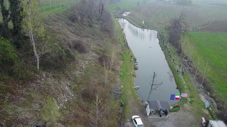 FOSSANO: Trofeo N. di pesca al Lago Olmi di San Sebastiano
