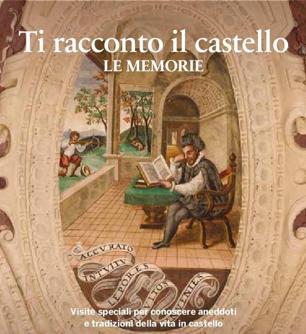 MANTA: Ti racconto il Castello - Le memorie